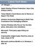 Tech News screenshot 1/1