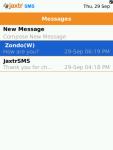 JaxtrSMS -Beta  screenshot 2/3