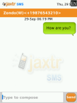 JaxtrSMS -Beta  screenshot 3/3