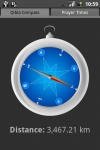 Qibla Compass screenshot 1/1