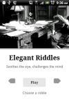 Elegant Riddles screenshot 1/3