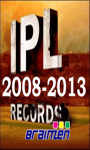 IPL 2013 Records screenshot 1/1