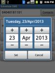 Schedule Text Message-SMS screenshot 3/6