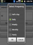 Schedule Text Message-SMS screenshot 5/6