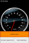 Speedometer Android screenshot 2/6