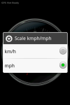 Speedometer Android screenshot 4/6