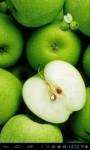 Green apples lwp screenshot 1/3
