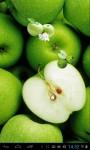 Green apples lwp screenshot 2/3