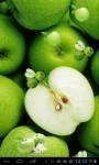 Green apples lwp screenshot 3/3