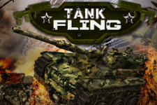 Tank Fling screenshot 1/5