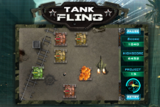 Tank Fling screenshot 4/5
