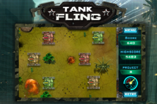 Tank Fling screenshot 5/5