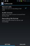 Automatic Call Recorder Free screenshot 3/4