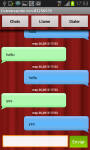 yePhone - calls and sms screenshot 2/2
