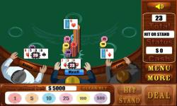 Blackjack Games screenshot 1/4