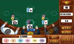 Blackjack Games screenshot 3/4