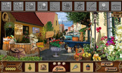 Free Hidden Object Games - One Way Street screenshot 3/4