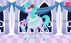 Pony Dress Up Game screenshot 6/6