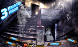 Free Hidden Object Games - Haunted House 3 screenshot 1/4