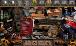 Free Hidden Object Games - Haunted House 3 screenshot 3/4