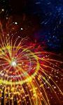 New Year Fireworks 2014 LWP HD screenshot 1/4
