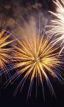 New Year Fireworks 2014 LWP HD screenshot 2/4