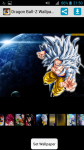 Dragon Ball-Z Wallpapers screenshot 1/4