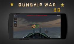 Gunship War 3D: Flight Battle screenshot 1/3