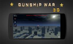 Gunship War 3D: Flight Battle screenshot 2/3