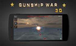Gunship War 3D: Flight Battle screenshot 3/3