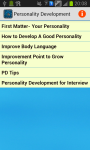 Personality Development_PD screenshot 1/3