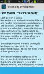 Personality Development_PD screenshot 2/3