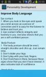 Personality Development_PD screenshot 3/3