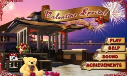 Free Hidden Object Game - Valentine Special screenshot 1/4