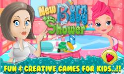 New Born Baby Shower screenshot 1/4