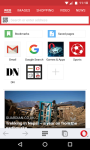 Opera Mini web browser screenshot 6/6
