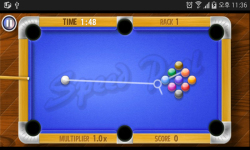 8 Ball Billards screenshot 1/4