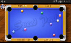 8 Ball Billards screenshot 2/4