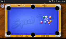 8 Ball Billards screenshot 3/4