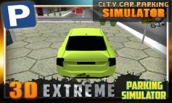 City Car Parking Simulator 3D screenshot 1/5