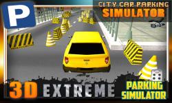 City Car Parking Simulator 3D screenshot 2/5