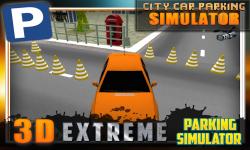 City Car Parking Simulator 3D screenshot 3/5