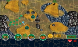 Music Tower Defense screenshot 3/6