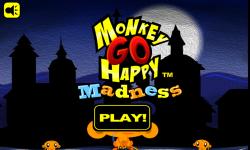 Monkey GO Happy Madness screenshot 1/3