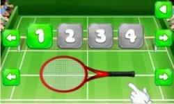 Court Tennis Play Sim - Rio De Janeiro 2016 screenshot 2/4