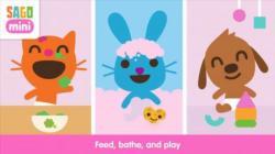 Sago Mini Babies entire spectrum screenshot 1/6