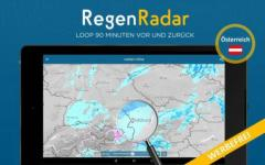 RegenRadar Pro maximum screenshot 2/6