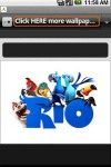 Cool Rio Movie Wallpapers screenshot 2/2