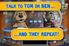 Talking Tom and Ben News Free screenshot 1/4