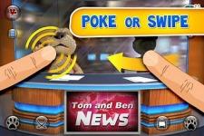 Talking Tom and Ben News Free screenshot 2/4